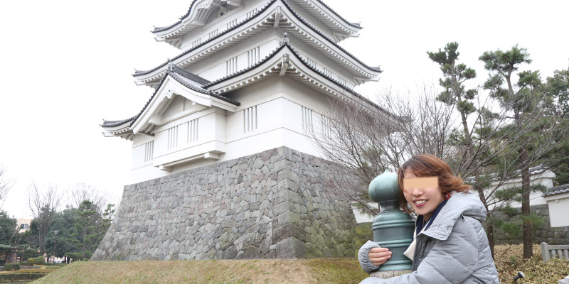 忍城と郷土博 ...